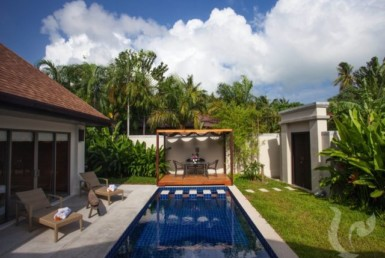 14307 - 3 bdr Villa for sale in Phuket - Naiharn