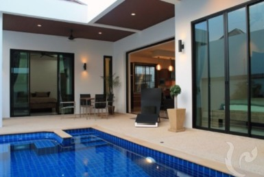 14323 - 2 bdr Villa for rent in Phuket - Rawai