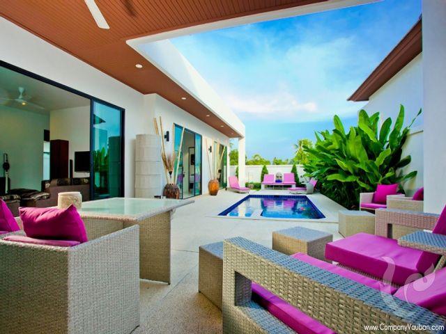 14322 - 3 bdr Villa for rent in Phuket - Rawai