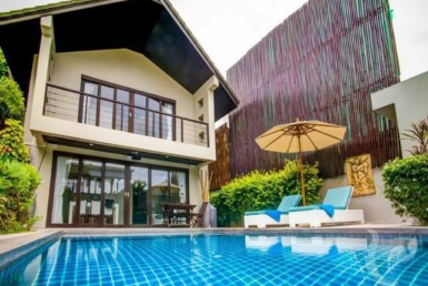 13793 - 3 bdr Villa for sale in Samui - Ban tai