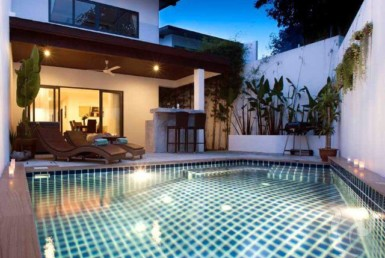 13630 - 3 bdr Villa for sale in Samui - Plai Laem