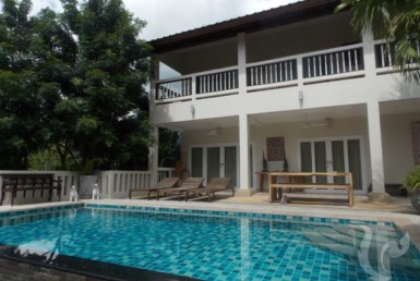 13600 - 7 bdr Villa for sale in Samui - Lamai
