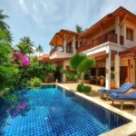 13937 - 3 bdr Villa for rent in Samui - Hua Thanon
