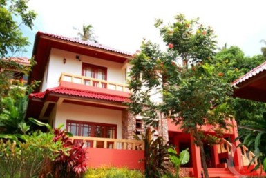 13863 - 3 bdr Villa for rent in Samui - Lamai