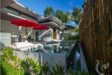 12622 - 3 bdr Villa for sale in Samui - Lamai