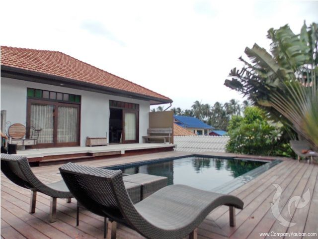 7138 - 4 bdr Villa for sale in Samui - Lamai