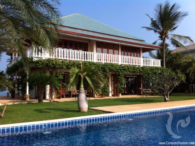 7104 - 4 bdr Villa for sale in Samui - Choengmon