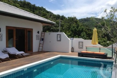 7095 - 3 bdr Villa for sale in Samui - Lamai
