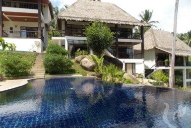 6919 - 8 bdr Villa for sale in Samui - Chaweng Noi