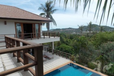 6841 - 3 bdr Villa for sale in Samui - Bangrak