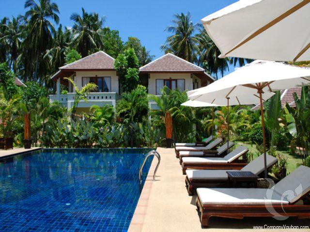 6693 - 10 bdr Hotel for sale in Samui - Thong Krut