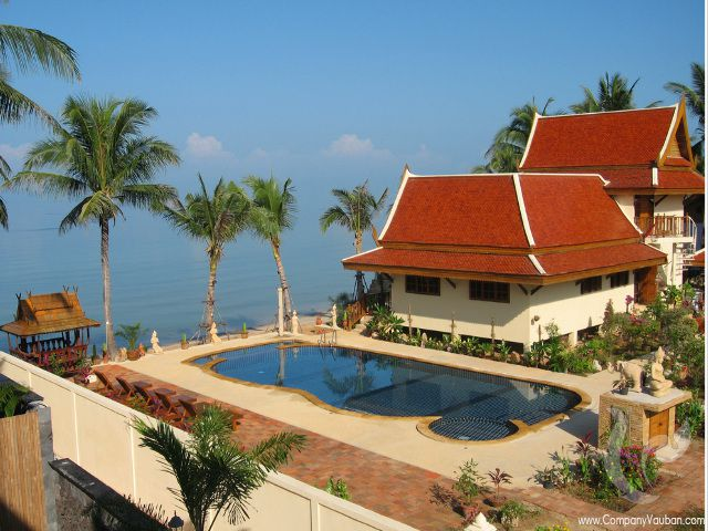 13785 - 2 bdr Villa for rent in Samui - Lipanoi