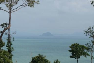 Koh Sirey Sea view land