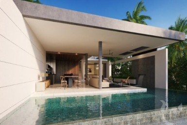 14340 - 3 bdr Villa for sale in Samui - Chaweng Noi