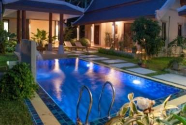 6536 - 3 bdr Villa for sale in Samui - Bang Kao