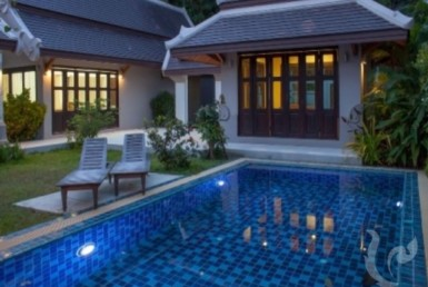 6535 - 3 bdr Villa for sale in Samui - Bang Kao