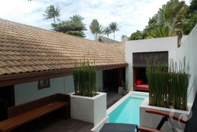12845 - 2 bdr Villa for rent in Samui - Lamai