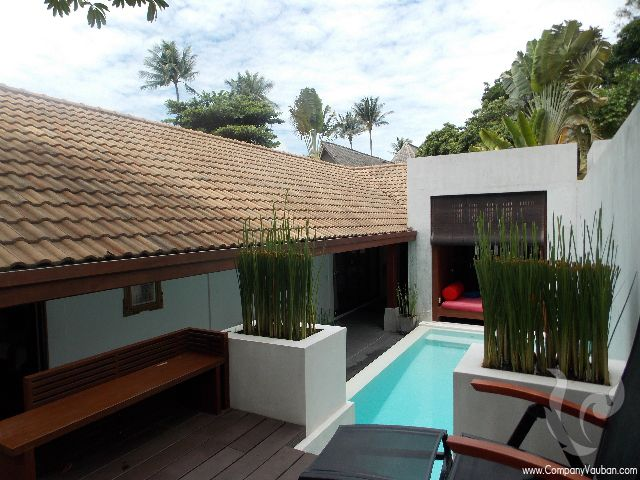 12845 - 2 bdr Villa for rent in Samui - Lamai