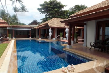 12748 - 3 bdr Villa for rent in Samui - Lamai