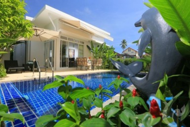 14351 - 2 bdr Villa for sale in Phuket - Rawai
