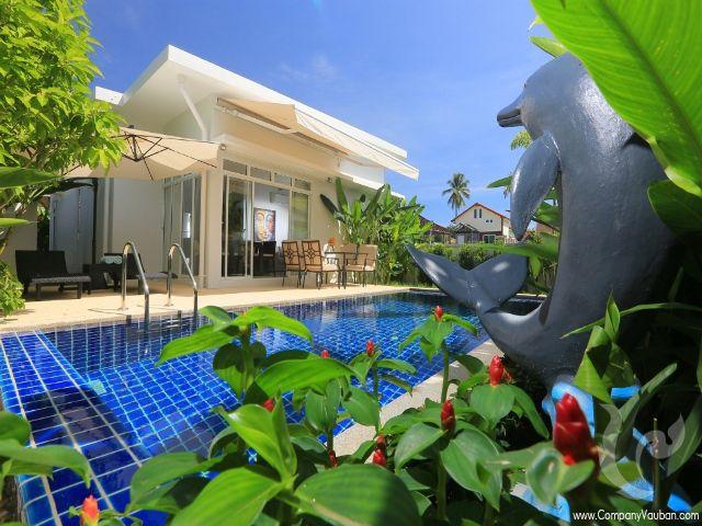 14351 - 2 bdr Villa for sale in Phuket - Rawai