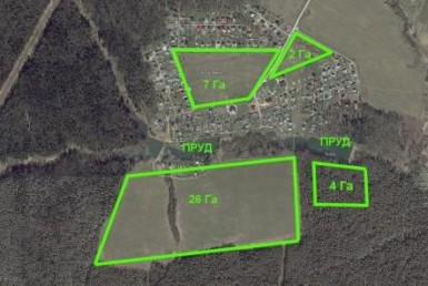 Land for construction in Moscow
