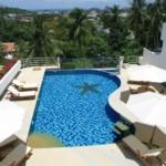Sea view condominium