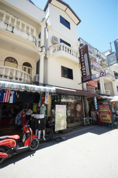 Small guesthouse For Sale near Patong Beach Phuket