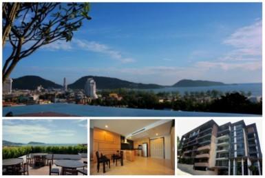 Condominium project in Patong
