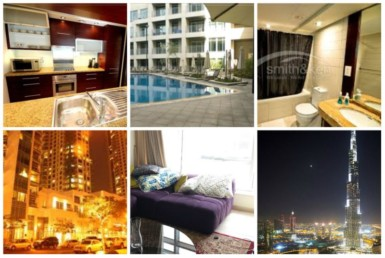 Apartment for rent - first class location in Dubai
