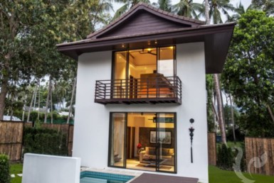 14347 - 1 bdr Villa for rent in Samui - Maenam