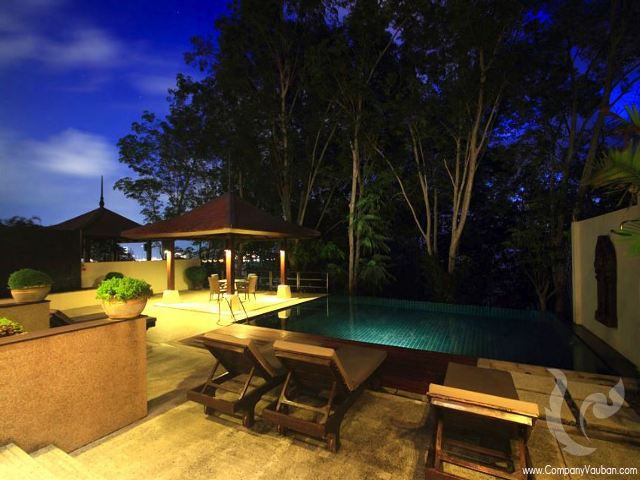 14479 - 5 bdr Villa for rent in Phuket - Patong