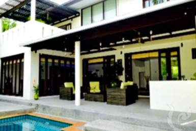 14519 - 2 bdr Villa for sale in Samui - Bophut