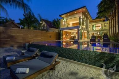 14559 - 3 bdr Villa for sale in Samui - Bangrak