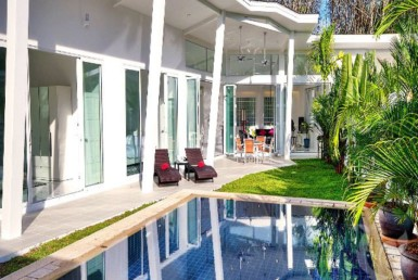 14535 - 3 bdr Villa for rent in Phuket - Yamu