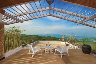 Unique Luxury sea view villa in Bophut