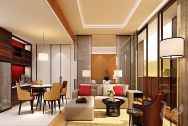 14502 - 2 bdr Condominium for sale in Chiang Mai - Muang
