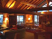 Chalet Les Arcs France:: Luxury Ski Chalet - Large Ski Chalet - Chalet sleeps 12 in French Alps