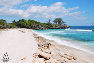 Dream beachfront land lot for sale in Sumba Island