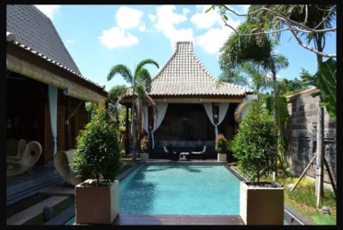 Luxury villa for sale in Bali