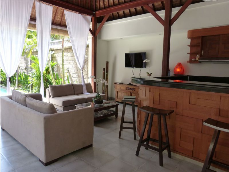 Upscale villa for sale in southern Bali indonesia