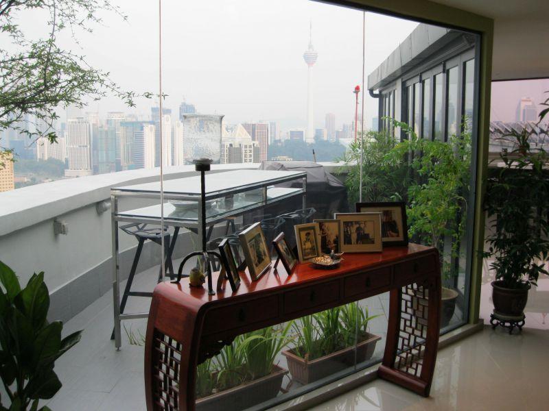 Penthouse duplex for sale in Kuala Lumpur