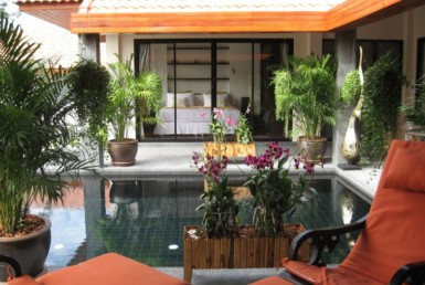 3 bedrooms villa with private pool affordable