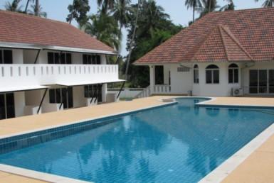 Great property 12 bedrooms in Bang Kao Koh Samui