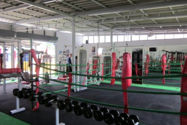 Muay Thai boxing training camp for sale in Jomtien Thailand