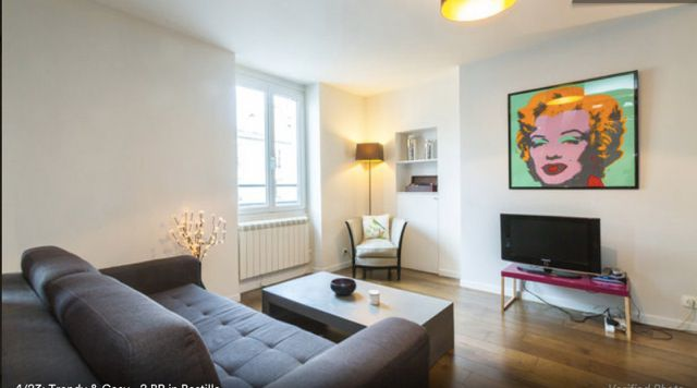 Nice apartment for sale Paris rue du Faubourg Saint-Antoine