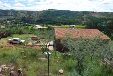 House with panoramic view for sale in Madagascar