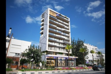 Totally exclusive apartments with sea view in Kyrenia
