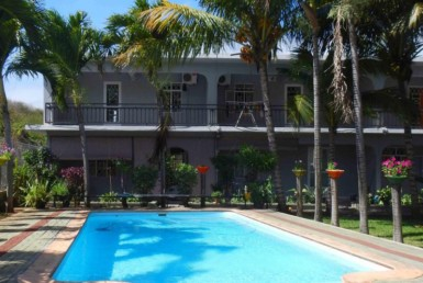 Duplex apartment for rent in Flic en Flac Mauritius