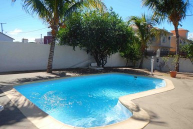 Apartement with pool for rent in Flic en Flac Mauritius